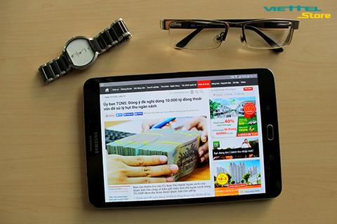 Galaxy Tab S2 Sự kết hợp hoàn hảo giữa điện thoại và laptop