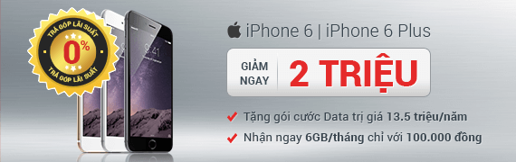 iPhone giảm 2M