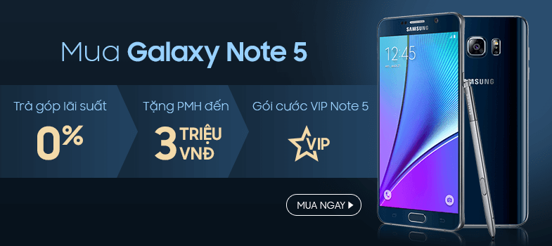 Note 5 mới