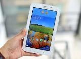 Trên tay Samsung Galaxy Tab3 V: Tablet kiêm sách giáo khoa điện tử