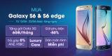 Mua Galaxy S6 nhận ngay quà tặng hấp dẫn