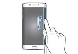 Cách đọc tin tức trên cạnh cong khi dùng Galaxy S6 Edge