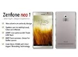 Mẫu smartphone mới về ASUS ZenFone Neo 1 siêu ấn tượng