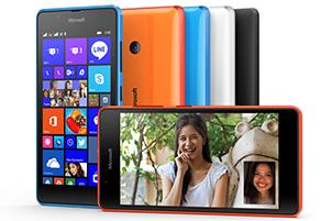 Microsoft Lumia 540: Qualcomm Snapdragon 200, Ram 1 GB, Camera trước 5 Mpx chuẩn bị lên kệ tại Viettel Store