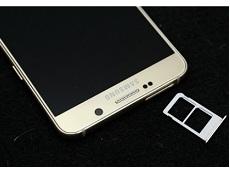 Hé lộ hình ảnh Samsung Galaxy Note 5 phiên bản Dual sim