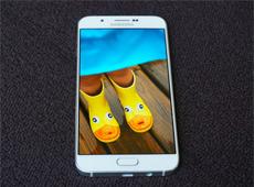 A! Samsung Galaxy A8 đây rồi