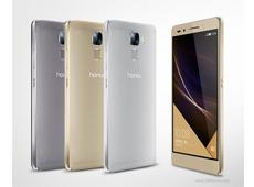 Huawei Honor 7 - Thiết kế nguyên khối bắt mắt, Màn hình FullHD 5,2 inch