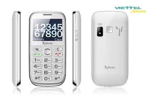 Tặng thẻ nhớ Hàn Quốc 8GB khi mua điện thoại Xphone X20
