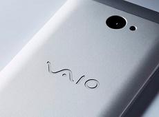 Vaio Phone Biz chạy Windows 10 trình làng