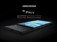 Blackberry khoe nhiều tính năng độc của Blackberry Priv qua video