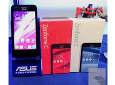 Asus Zenfone C: cấu hình tốt, màn hình 4,5inch, giá chỉ 2.189.000đ