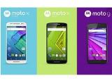 Sức hút đem lại từ bộ ba smartphone mới nhất của Motorola