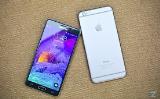So sánh Galaxy Note 4 và iPhone 6 Plus - Hai người hùng của hai đế chế