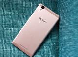 Oppo R7s màu vàng hồng chính thức được ra mắt với giá gần 9,5 triệu đồng