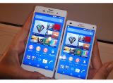 Nên mua Sony Z3 Docomo hay Sony Z3 Compact Docomo?