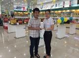 ViettelStore trả hàng Samsung Galaxy Note 5 tại các siêu thị trên toàn quốc