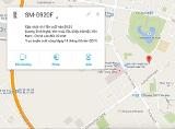 Mách bạn cách tìm smartphone Android qua Google