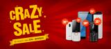 Crazy Sale - điện thoại chỉ 199.000đ