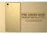 Người dùng trên toàn thế giới đã có thể đặt mua Sony Xperia Z5