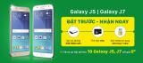 Đặt hàng trước Galaxy J5, J7 nhận quà ngay