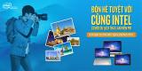 Du lịch Thái Lan cùng Intel và Viettel Store