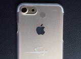 Hình ảnh rò rỉ mặt lưng iPhone 7 sở hữu camera lớn và không có jack 3.5mm
