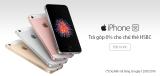 Đặt trước iPhone - trả góp lãi suất 0%