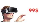 Kính thực tế ảo Samsung Gear VR (2015) cháy hàng trên Amazon và BestBuy