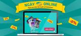 Ngày Viettel Online – Ngày mua sắm trực tuyến tại Viettel Store