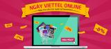 Ngày Viettel Online Giảm giá Sốc