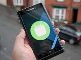 Blackberry Priv bất ngờ được cập nhật Android 6.0