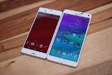 Note 4 và Xperia Z3 : Công nghệ hay thiết kế thắng thế?