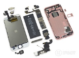"""""""Phẫu thuật"""" iPhone 6s, tìm ra nguyên nhân vì sao pin 6s lại nhỏ hơn"""