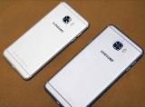 Trên tay Galaxy C5, C7 Giá tốt và thiết kế đẹp