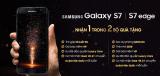 Chúc mừng khách hàng trúng thưởng Galaxy S7, Kính thực tế ảo Gear VR