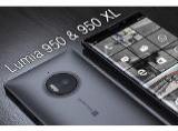 Cận cảnh bộ đôi smartphone của Microsoft có tới 3 đèn flash
