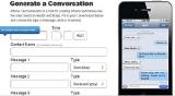 Thú vị với cách tạo tin nhắn giả đùa vui với bạn bè bằng giao diện SMS trên iPhone