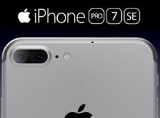 iPhone 7 lộ diện thiết kế