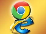 Chrome soán ngôi IE để trở thành trình duyệt phổ biến nhất thế giới
