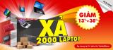 Xả hàng 2000 Laptop