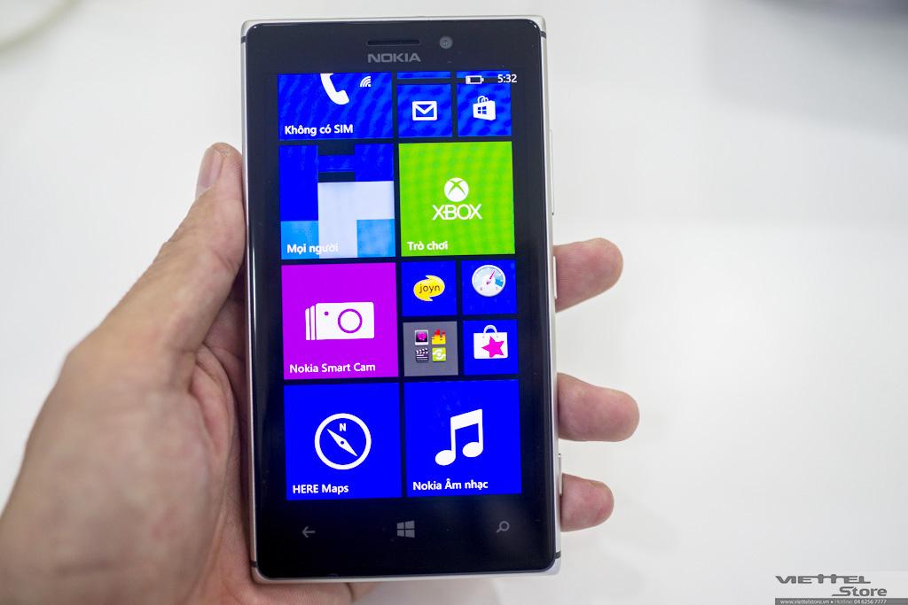 Chọn mua Lumia 925, Lumia 1020 hay Lumia 1520?
