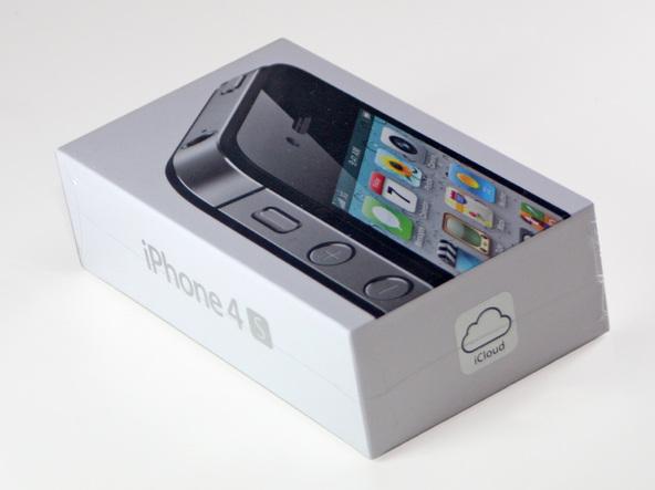 iPhone 4S đã được bán ở 29 quốc gia