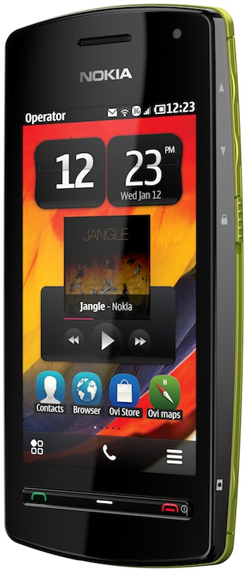 Bộ ba Nokia 600, 700, 701 chính thức ra mắt
