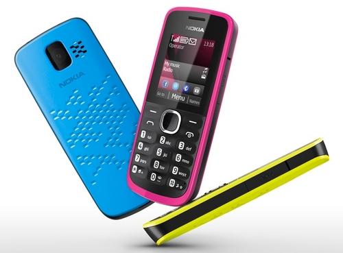 Nokia giới thiệu 110 và 112: hai SIM, giá rẻ, miễn phí 40 game của EA