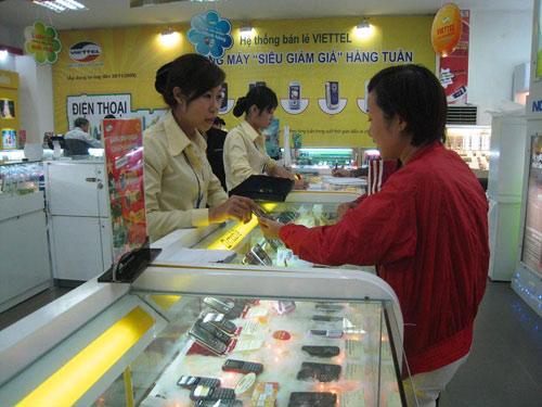 ViettelStore đồng loạt khai trương siêu thị tại Ứng Hòa (Hà Nội) và Tứ Kỳ (Hải Dương)